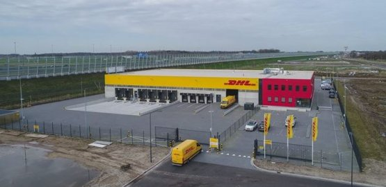 Business Consultant Corporate Real Estate Deutsche Post / DHL (2014 -2015)